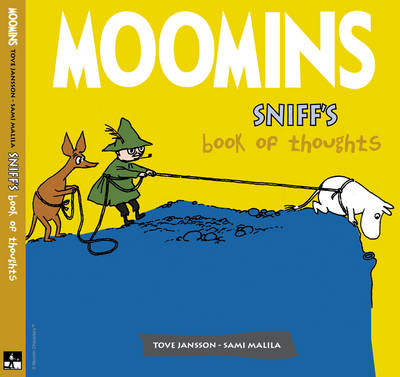 Moomins: Sniff's Book of Thoughts (BOK)