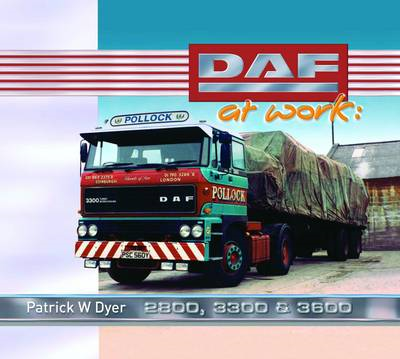 DAF at Work: 2800, 3300, 3600 (BOK)