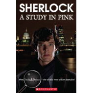 Sherlock - A Study in Pink - Book and Audio CD (BOK)