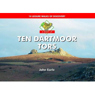 A Boot Up Ten Dartmoor Tors (BOK)