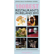 The 100 Best Restaurants in Ireland: 2013 (BOK)