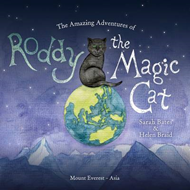 Produktbilde for Amazing Adventures of Roddy the Magic Cat (BOK)