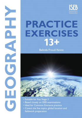 Geography Practice Exercises 13+ (BOK)