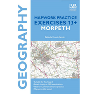 Geography Mapwork Practice Exercises 13+: Morpeth (BOK)