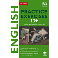 English Practice Exercises 13+ Practice Exercises for Common (BOK)