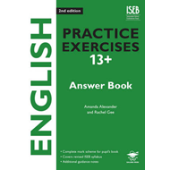 English Practice Exercises 13+ Answer Book Practice Exercise (BOK)