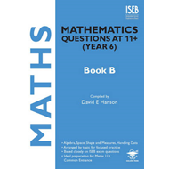 Mathematics Questions at 11+ (Year 6) Book B (BOK)