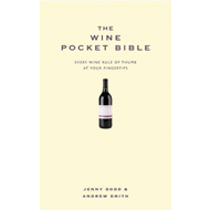 Wine Pocket Bible (BOK)