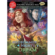 A Midsummer Nights Dream Teaching Resource Pack (BOK)
