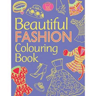 Beautiful Fashion Colouring Book (BOK)