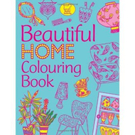 Beautiful Home Colouring Book (BOK)