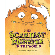 The Scariest Monster in the World (BOK)