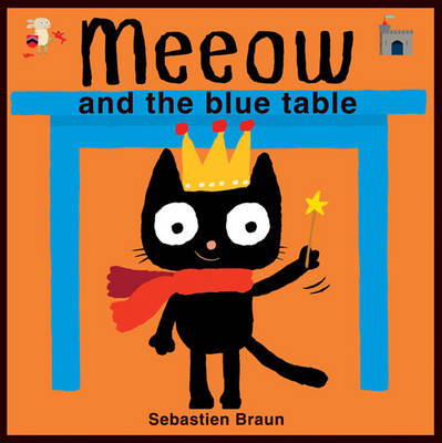 Meeow and the Blue Table (BOK)