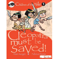 Cleopatra Must Be Saved! (BOK)
