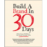 Build a Brand in 30 Days - with Simon Middleton,  the Brand (BOK)