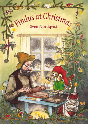 Findus at Christmas (BOK)