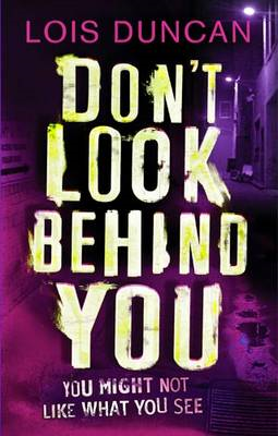 Don't Look Behind You (BOK)