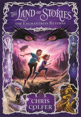 The Land of Stories: The Enchantress Returns (BOK)