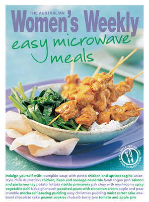 Easy Microwave Meals (BOK)