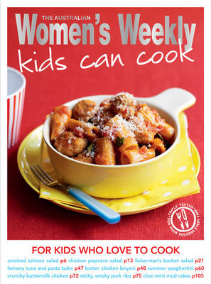 Kids Can Cook (BOK)