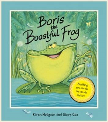 Boris The Boastful Frog (BOK)