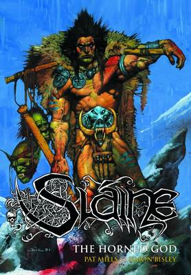 Slaine: The Horned God (BOK)