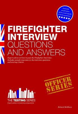 Firefighter Interview Questions and Answers (BOK)