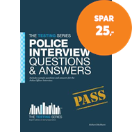 Produktbilde for Police Officer Interview Questions & Answers (BOK)