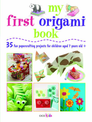 My First Origami Book (BOK)