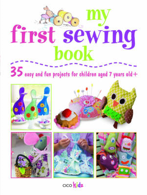 My First Sewing Book (BOK)