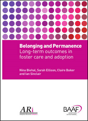 Belonging and Permanence: Outcomes in Long-term Foster Care and Adoption (BOK)