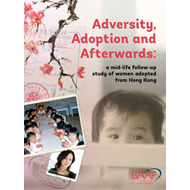 Adversity, Adoption and Afterwards (BOK)