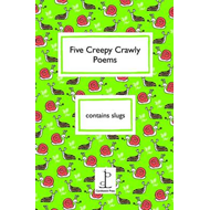 Produktbilde for Five Creepy Crawly Poems (BOK)
