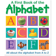 First Book of the Alphabet (BOK)