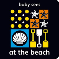 Baby Sees: At the Beach (BOK)