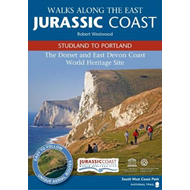 Produktbilde for Walks Along the East Jurassic Coast - Studland to Portland (BOK)