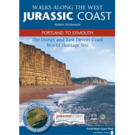 Produktbilde for Walks Along the West Jurassic Coast - Portland to Exmouth (BOK)
