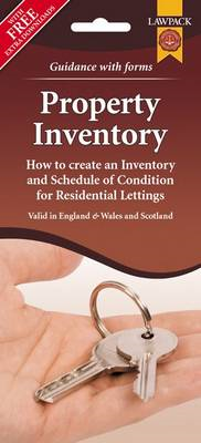 Property Inventory Form Pack (BOK)
