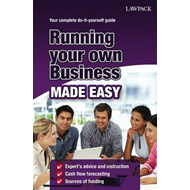 Running Your Own Business Made Easy (BOK)