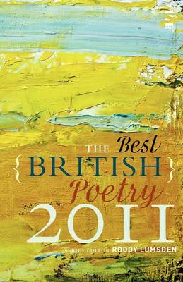 The Best British Poetry: 2011 (BOK)