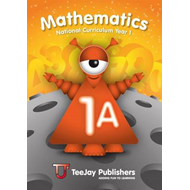 TeeJay National Curriculum Year 1 Book 1A (BOK)