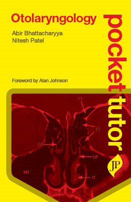 Pocket Tutor Otolaryngology (BOK)