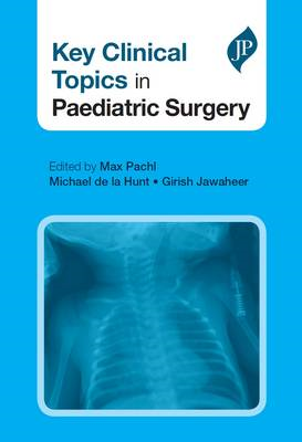 Key Clinical Topics in Paediatric Surgery (BOK)