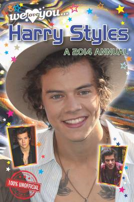 Harry Styles Annual: 2014 (BOK)