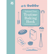 National Trust Teatime Baking Book (BOK)