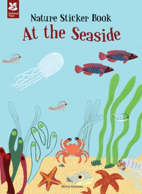 My Nature Sticker Activity Book: At the Seaside (BOK)
