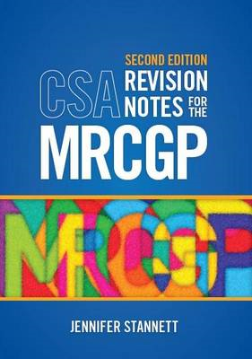 CSA Revision Notes for the MRCGP (BOK)