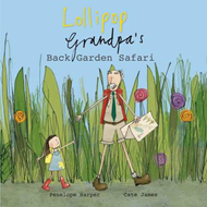 Produktbilde for Lollipop and Grandpa's Back Garden Safari (BOK)