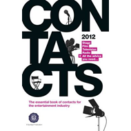 Contacts: Stage, Television, Film & Radio: 2012 (BOK)
