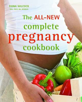 The All-new Complete Pregnancy Cookbook (BOK)